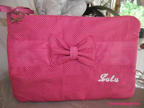 Trousse maquillage lulu 2